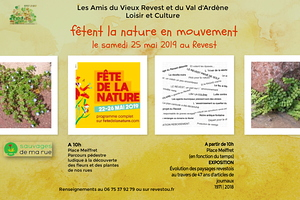 Invitation à la fête de la nature 2019